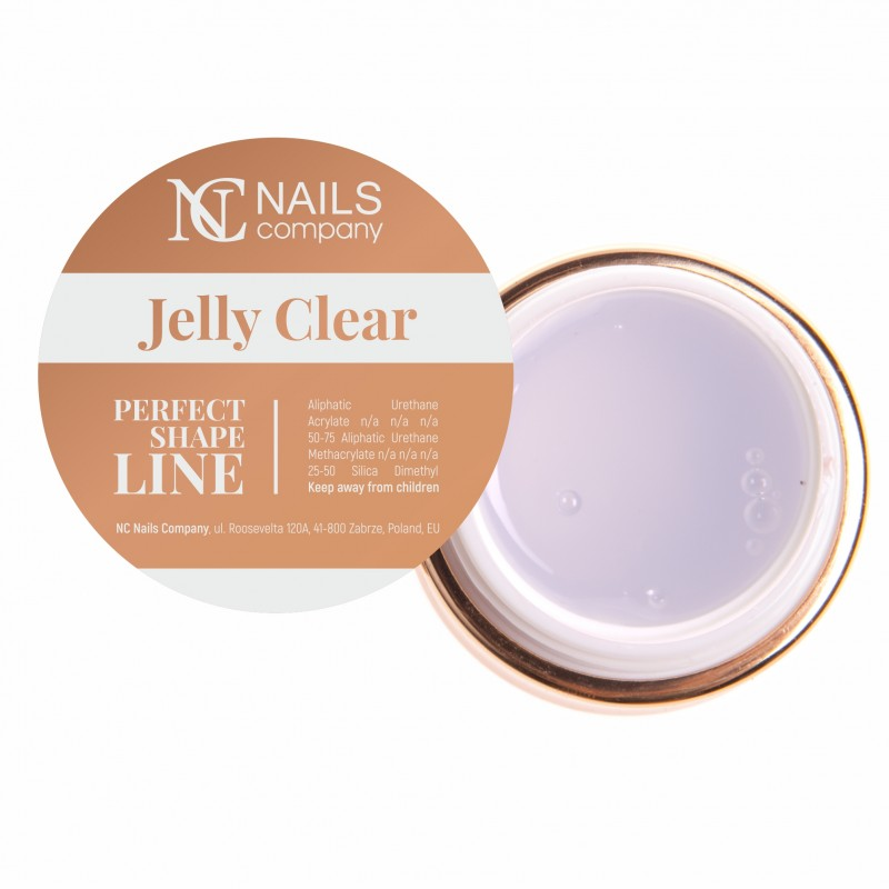 Perfect Shape Jelly Clear Gel 50gr